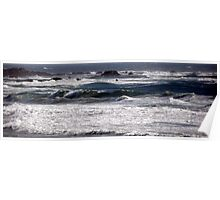 Atlantic Waves Poster