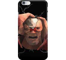 Splitting Headache Polygonal Soldier iPhone Case/Skin