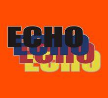 Echo Echo Echo Kids Tee