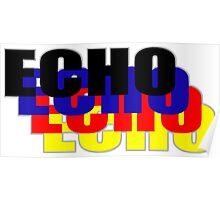 Echo Echo Echo Poster