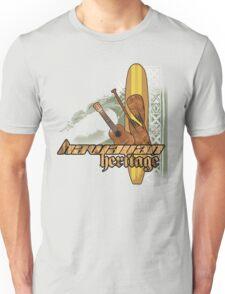 hawaiian heritage Unisex T-Shirt