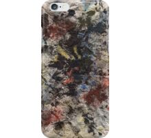 Primary Paper Towel iPhone Case/Skin