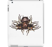 Polygonal Cursed Captain iPad Case/Skin