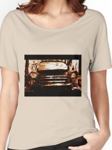 Old Truck Women's Relaxed Fit T-Shirt