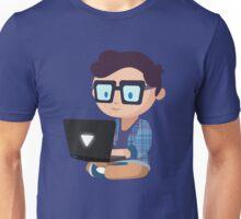 Cute Geek Unisex T-Shirt