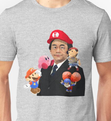 Iwata and Friends Tribute Unisex T-Shirt