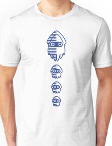 Blooper Nanny Blue Unisex T-Shirt