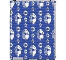 Blooper Nanny Blue iPad Case/Skin
