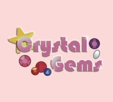 We Are the Crystal Gems! One Piece - Long Sleeve