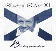Ecosse Elite XI. Bremner by Robert Wilson