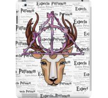 ~Expecto Patronum~ Harry Potter x 2 iPad Case/Skin