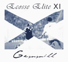 Ecosse Elite XI. Gemmill by Robert Wilson