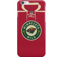 Minnesota Wild Home Jersey iPhone Case/Skin