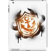 Splatoon Inspired: Graffiti Ranked Battle Icon iPad Case/Skin