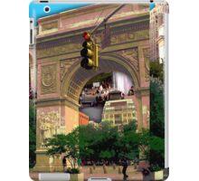 Washington Square Arch, Greenwich Village, NYC, NY iPad Case/Skin