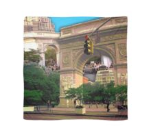 Washington Square Arch, Greenwich Village, NYC, NY Scarf