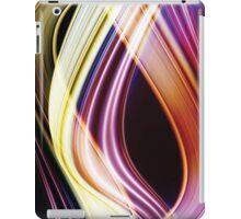 Light Sensation Abstract iPad Case/Skin