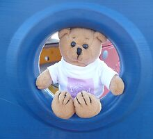 At the Park ~ Gorleston On Sea ~ Norfolk by The Mums World's Travelling Bear