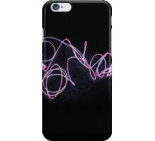 Neon Jumble iPhone Case/Skin