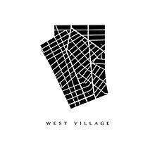 West Village Photographic Print