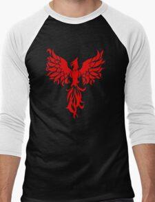Phoenix #2 Men's Baseball ¾ T-Shirt
