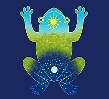 Day and Night Frog by SusanSanford
