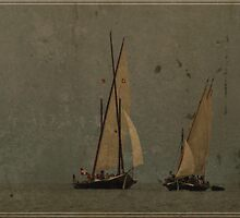voiles latines by poupoune