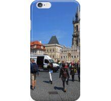 Old town square,Praha iPhone Case/Skin