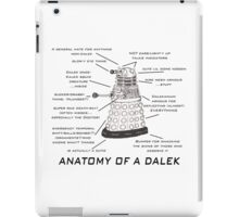 Anatomy of a Dalek iPad Case/Skin