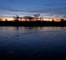 Blue hour flow by Duncan Cunningham