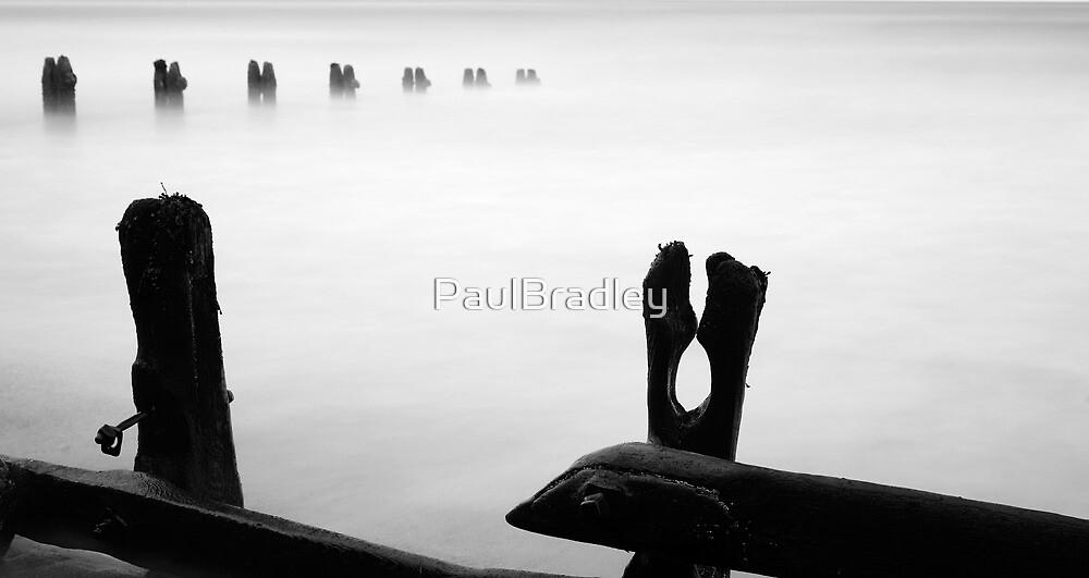 Abstract (groynes) by PaulBradley