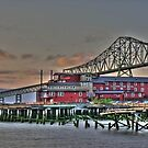 Astoria Oregon by pdsfotoart