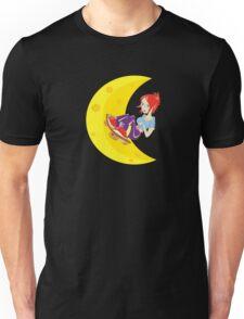 moon girl Unisex T-Shirt