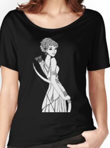 Diana #1 Women's Relaxed Fit T-Shirt