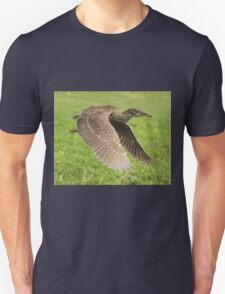 Off to his hideaway Unisex T-Shirt