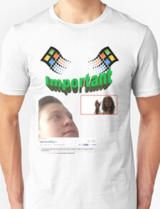 Spirituality Unisex T-Shirt