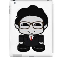 Yun O'bot  iPad Case/Skin