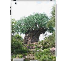 Tree of Life - Walt Disney World iPad Case/Skin
