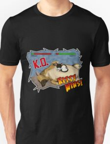 Kitty Wins!! T-Shirt