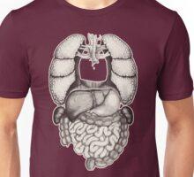 Heartless Anatomy Unisex T-Shirt
