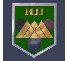 Destiny Warlock Badge Photographic Print