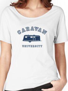 Caravan University Women's Relaxed Fit T-Shirt