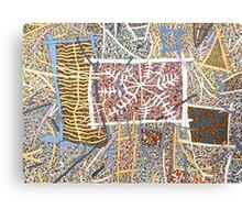 Macro Worlds, Lake St. Clair Canvas Print