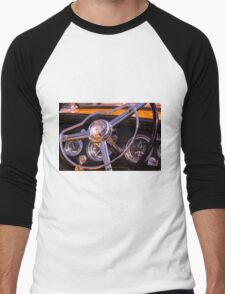 Chromed Cruiser 1 Men's Baseball ¾ T-Shirt