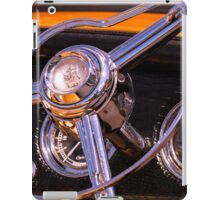 Chromed Cruiser 1 iPad Case/Skin