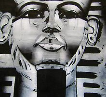 King Tut by Mellebel