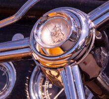 Chromed Cruiser 2 Sticker