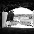Holliwell Covered Bridge- The Bridges of Madison County, IA by rwhitney22