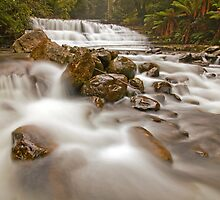 Liffey River Cascades by tinnieopener