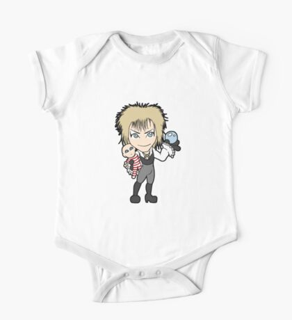 Jareth One Piece - Short Sleeve
